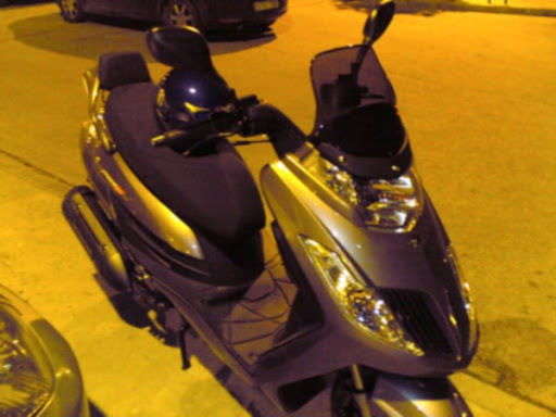 Kymco Yager