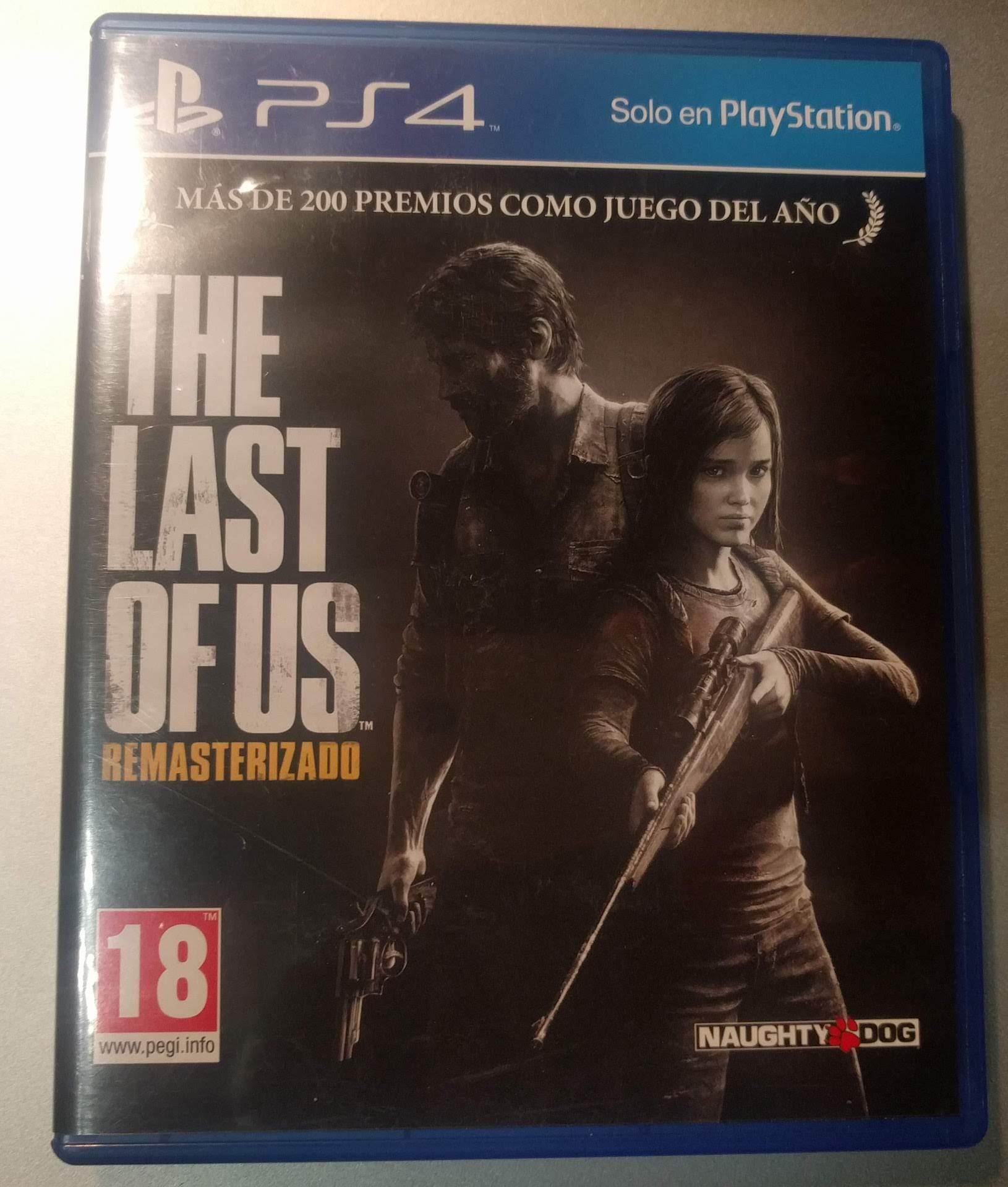 The Last of Us Remasterded