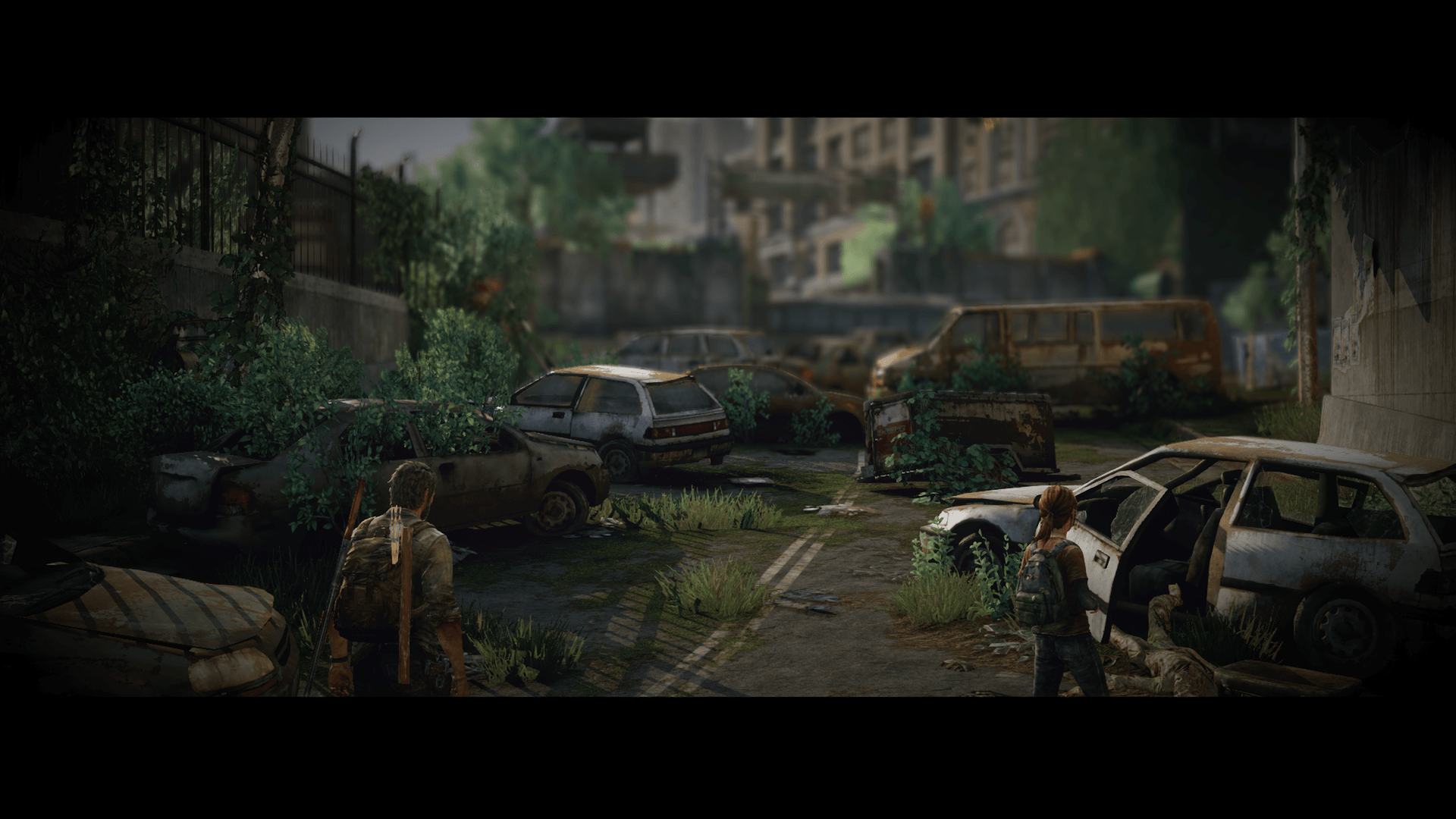 The Last of Us - Una bonita instantánea de la decadencia