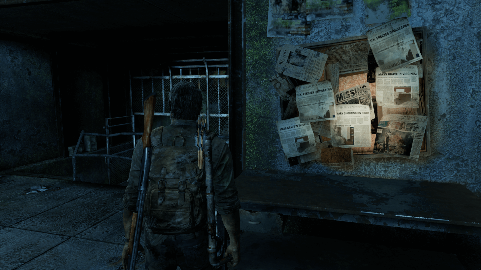 The Last of Us - Últimas ediciones del Copy&Paste Tribune