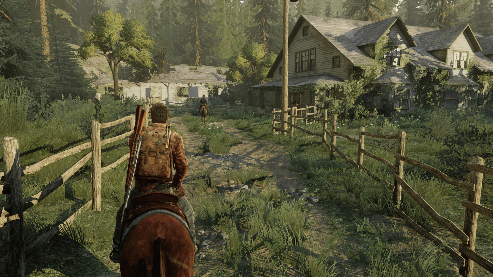 The Last of Us a lo Red Dead Redemption